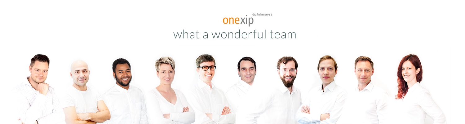 onexip-team-für-website
